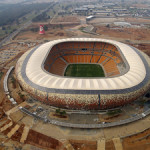 South Africa Draws With Mexico in World Cup Kick-off
