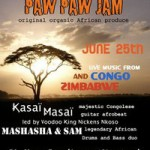 Paw Paw Jam this Friday!