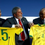 "Brazilian President Lula Launches ""Brazil is Calling You"" Campaign In Johannesburg"