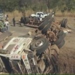 Zimbabwe Road Accident Claims Five Lives