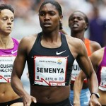 ANC Congratulates Caster Semenya On Berlin Victory