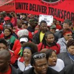 South Africa's Zuma Tells Ministers To End Strike