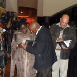 Caught On Camera; Why Africa Is Poor Book Launch