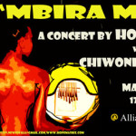 'MBIRA MBIRI': A concert by HOPE MASIKE featuring CHIWONISO MARAIRE