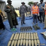 Armed Shipment bound to Gambia Intercepted in Nigeria
