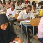 Somali students studying  in conflict