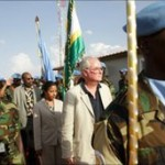 UN peace keeper 'kidnapped in Darfur'