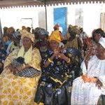 Gambia: UDP inaugurates new Women's wing executive committee