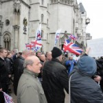 UK: BNP party leader and two others appear in court