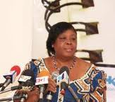 Mrs. Mary Quaye Director Preeducation at Ministry of Education Ghana