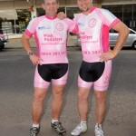 South Africa: 'Pink Peddlers – peddling for breast health'