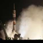 Astronauts Blast Off To Commemorate 50th Anniversary Of Yuri Gagarin's Maiden Launch Into Space