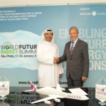 Qatar Airways named official carrier of the 2011 World Future Energy Summit