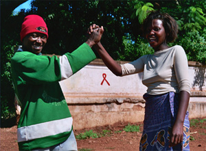 A rise in AIDS related deaths may have prompted many Zimbabweans to change their ways and reduce multiple=