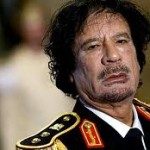 "Libyan Gaddafi threatens to fight up to his ""last drop of blood"""