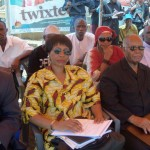 Ghana: Liberia Government delegation visit Budumburam