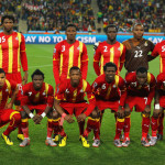 Ghana full squad for England and Congo Games (No Michael Essien)