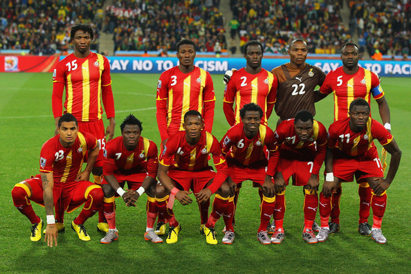 Ghana football team