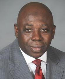 The Minister of Foreign Affairs, Alhaji Mohammed Mumuni