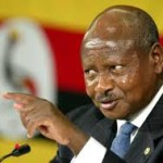 Ugandan President denies asylum offer to Libyan leader Muammar Gaddafi