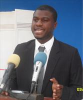 Amadou Ceesay, Chief Executive Officer of New Century