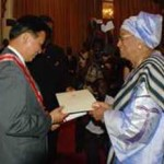 Liberia: Chinese Ambassador Ends Assignment