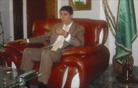 The Director of the Ambassador's Office at the Libyan Embassy in Banjul, Zeyad Abulgasim Muhamed