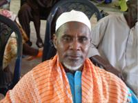 President of National Farmers' Platform Musa Jawneh