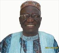 The Secretary General of the National Council of Seyfolu, Chief Lamin ST Jammeh of Upper Niumi district