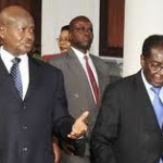 Libya: Robert Mugabe and Museveni attacks West over Libya