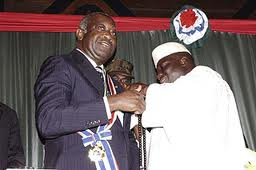 Gbagbo and Jammeh