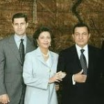 Egypt: President Hosni Mubarak and his two sons detained