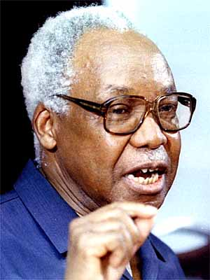 The Late Tanzanian Former President Julius Nyerere