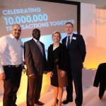 MoneyGram and the UK Post Office Mark 10 Millionth Money Transfer