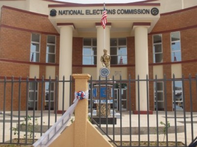 Liberia National Elections