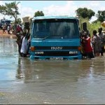 Namibian floods left 60 dead and over 20000 people displaced
