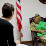 LIBERIA: President Ellen Johnson-Sirleaf Reaffirms Support To WASH Sector