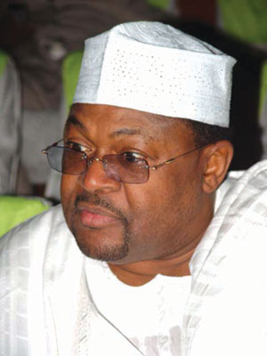 Dr Mike Adenuga Jnr, Chairman of Globacom Limited