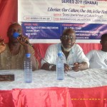Liberians in Ghana sensitized on Liberia's cultural policy
