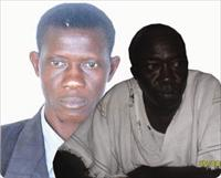Trade Unionist Cham and Drammeh