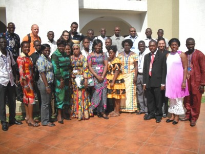 Group Photo of the participants at the close of the General Assemble