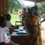 LIBERIA: Ivorian Refugees Get Assistance From LDS In Nimba County