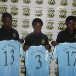 Liberia: FC Fassell announces record signing in Liberia's football history