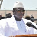 Gambia: Jammeh tasks youth to take ownership of gov't achievements