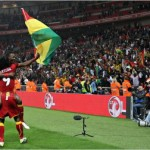 Ghana vs Brazil – Part 2 set for London