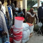 LIBERIA: President Sirleaf Dedicates LNRCS Projects In Lofa County