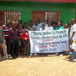 Liberia: Network on Budget Monitoring & Human Rights launched