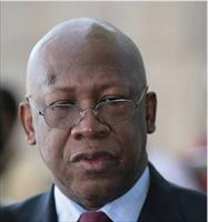 Gambian-born UN Under Secretary-General and Executive Secretary of the Economic Commission for Africa, Abdoulie Janneh
