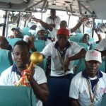 Liberia wins Amputee African Cup -Canaf 2011