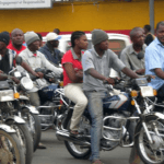 Cameroon: Trade Union Leaders thank bike riders